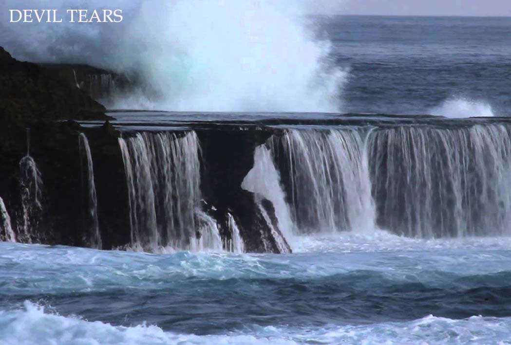devil tears is best thing to visit while at lembongan