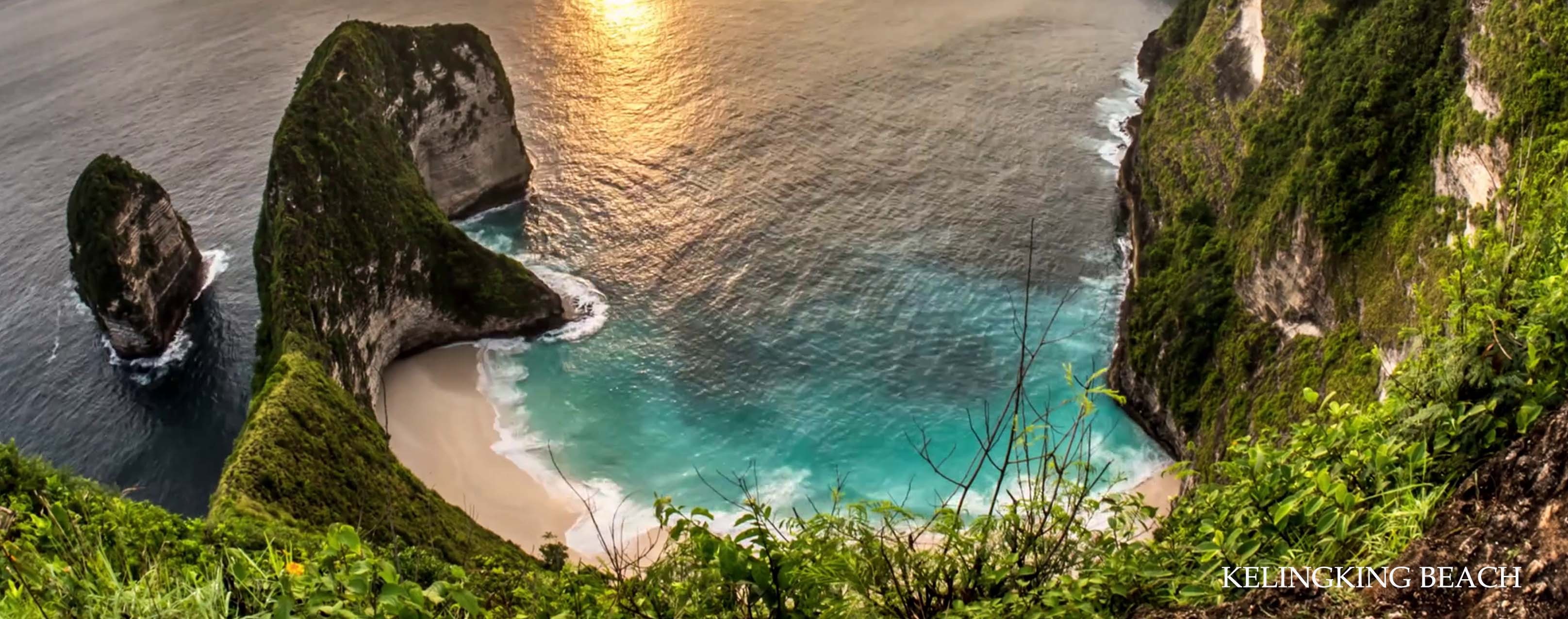nusa penida place of interest west and east part